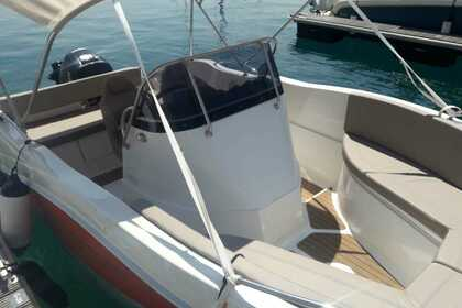 Rental Motorboat OKIBOATS BARRACUDA 545 Herceg Novi