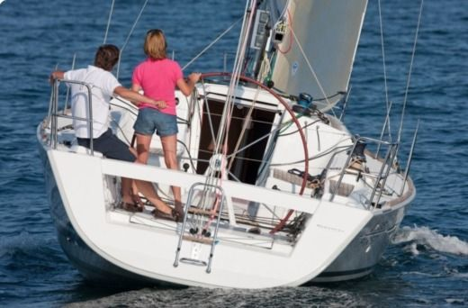 Segelboot BENETEAU First 35