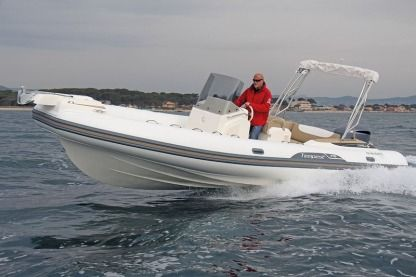 Location Semi-rigide Capelli Tempest 775 Sète