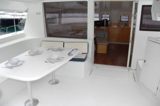 Catamaran Fountaine Pajot Salina 48 for hire