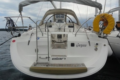Hire Sailboat ELAN Impression 384 Pula