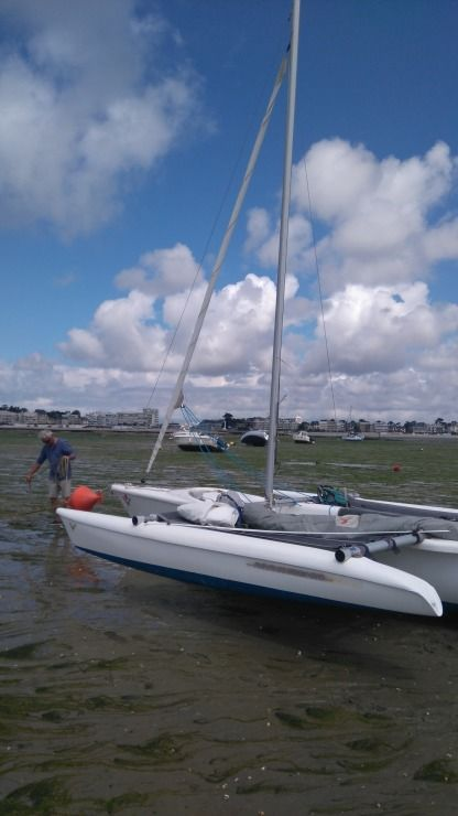 Rental Sailboat Virus Magnum 21 Le Pouliguen