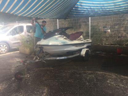 Location Jet-ski Yamaha Wave Runner Xl 800 Saint-Laurent-du-Var