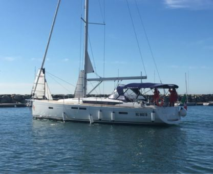 Rental Sailboat Jeanneau Sun Odyssey 479 Catania