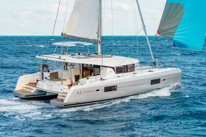 Hire Catamaran LAGOON 42 Furnari