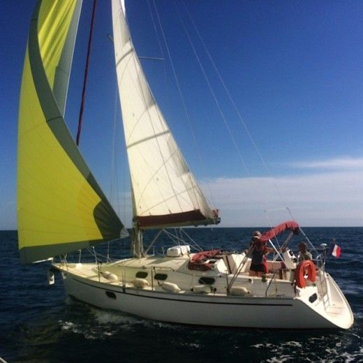 Sailboat Dufour Gibsea 33 for hire