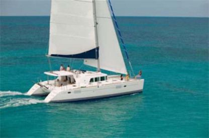 Location Catamaran Lagoon Lagoon 440 Crewed Port Louis