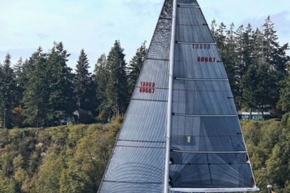Hire Sailboat Santa Cruz Yachts Custom Seattle