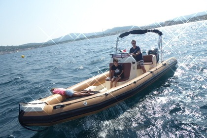 Hire RIB ASIS OPEN 7.2 Grimaud