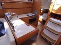 Jeanneau Sun Odyssey 409 in Kaštel Gomilica for hire