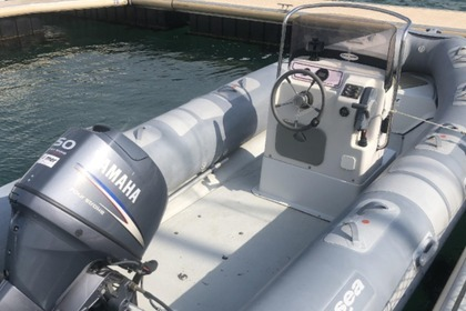 Rental RIB MAR SEA PF 100 Morgat