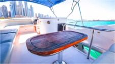 Rental motorboat in Dubai
