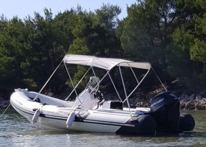 Location Semi-rigide Italboats Predator 570 Avantgarde Zadar