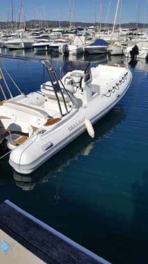 Charter rIB in Cavalaire-sur-Mer