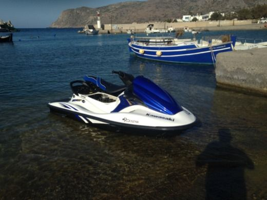 Kawasaki Stx 15f 160 Cv in Ag. Nikolaos for hire