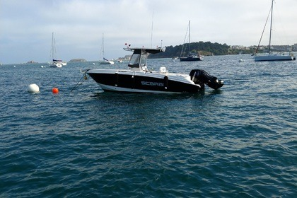 Hire Motorboat Wellcraft Scarab 7.50 Dinard