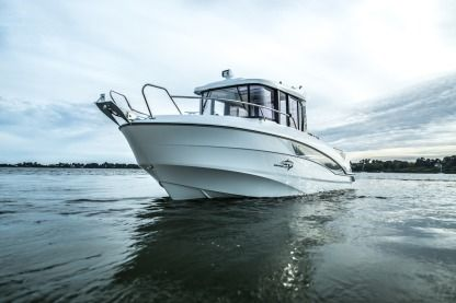 Rental Motorboat Beneteau Barracuda 21 Oakland
