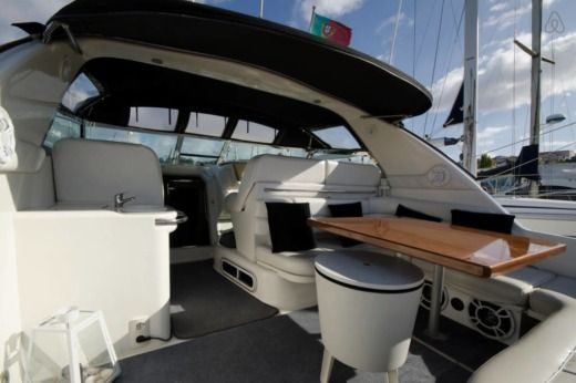 Sea Ray 370sundancer a Porto tra privati