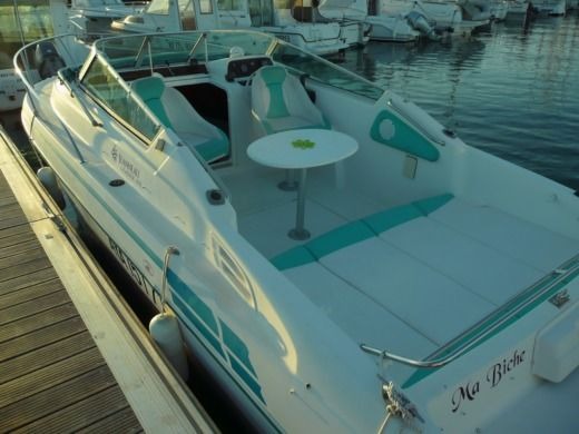 Motorboat Jeanneau Leader 705