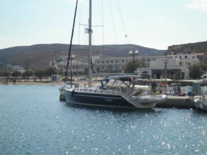 Location Voilier Ocean Star 51.2 Kavala