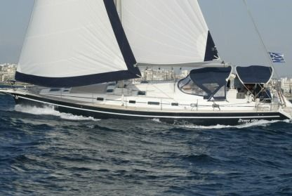 Rental Sailboat Ocean Star 51.2 Vlichada