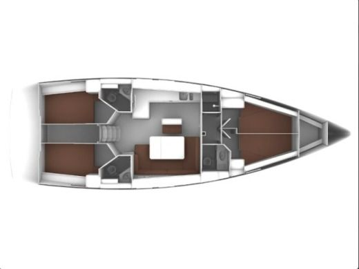 Sailboat Bavaria 46 Cruiser