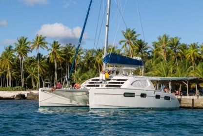 Location Catamaran Leopard 46 Papeete