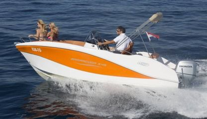 Аренда Моторная яхта Oki Boats 545 Open Трогир