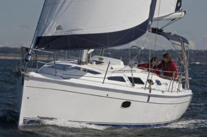 Rental Sailboat Hunter 36 Kemah