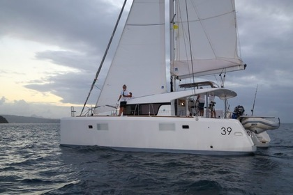 Hire Catamaran LAGOON 39 Saint Vincent and the Grenadines