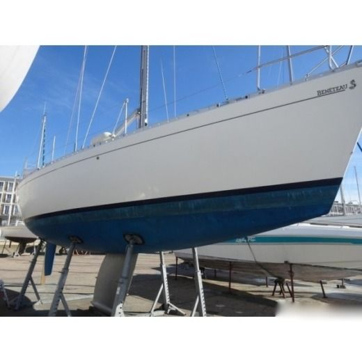 Beneteau First 38s5 in Le Havre peer-to-peer