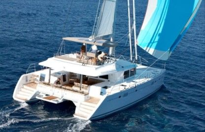 Location Catamaran Lagoon 56 Huahine