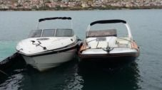 Rental motorboat in Pula