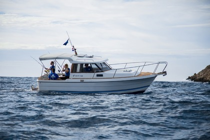Rental Motorboat ADRIA Event 750 Dubrovnik