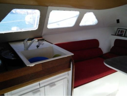 Catamarán Fountaine Pajot Louisiane 37 en alquiler