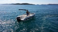 Tancredi Nautica Bluemax 550 Open in Vodice