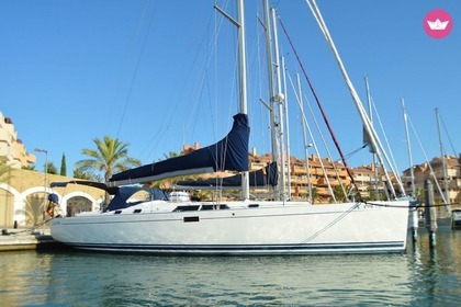 Hire Sailboat HANSE 430e Sotogrande