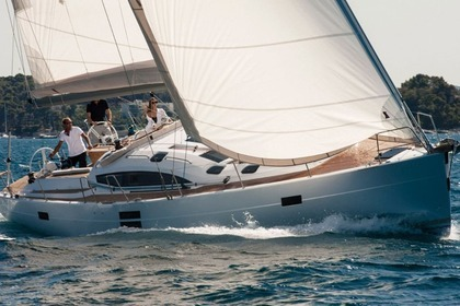 Rental Sailboat ELAN 50 Impression Biograd na Moru