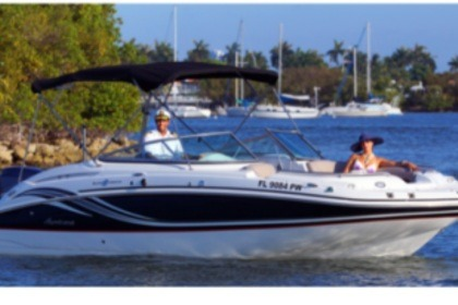 Rental Motorboat hurricane 24 hurricane United States