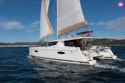 Location Catamaran Fountaine Pajot Hélia 44 Porto-Vecchio