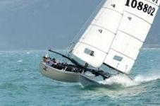 Hobie Cat 16 Race in Brest for hire