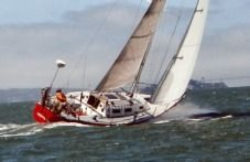 Charter Sailboat J Boats J/35/cu Emeryville