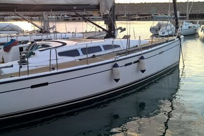 Hire Sailboat DEHLER 44 SQ Tropea