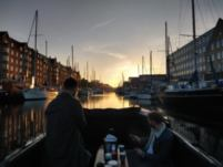 Rental motorboat in Copenhagen