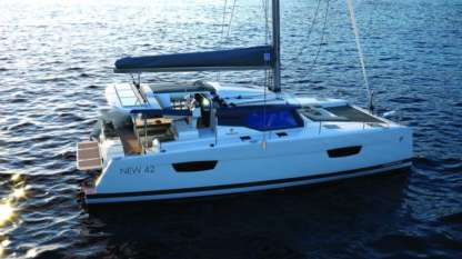 Rental Catamaran Fountaine Pajot Astrea 42 Athens