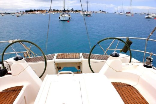 Charter sailboat in Ibiza peer-to-peer