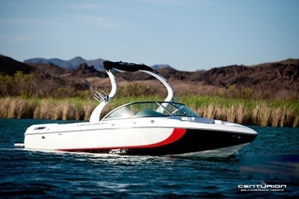 Hire Motorboat Centurion Falcon Powell