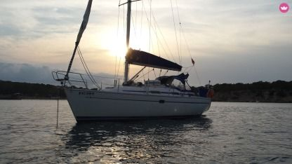Rental Sailboat Bavaria 37 Ibiza