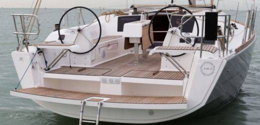 Avanti - Dufour 382 Grand Large (3 Cabins, 2 Heads, From 2017) à Horta de particuliers et professionnels