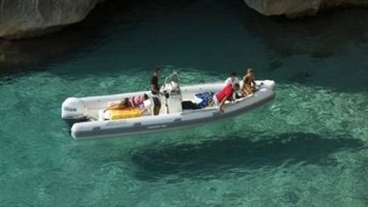 Location Semi-rigide Joker 6,50 Cala Gonone